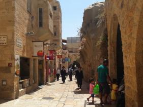 מוצרלה מסעדה ברובע היהודי ירושלים