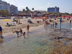 חוף מציצים בתל אביב