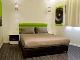 החדרים במלון דירות רוק 130 תל אביב