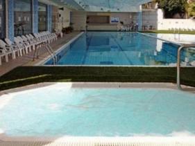 בריכה במלון רויאל פלאזה טבריה
