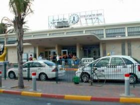 תחנת רכבת מרכז סבידור בתל אביב