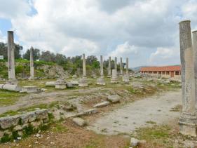 גן לאומי שומרון הקדומה – סבסטיה