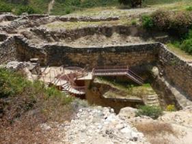 גן לאומי תל חצור- עתיקות בגליל העליון