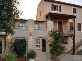 טמפלרס מלון בוטיק בחיפה