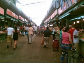 שוק שכונת התקווה בתל אביב