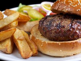 ביפבורגר מסעדת דיקסי גריל בר בתל אביב