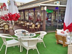 קפה יאליס yali's מסעדה חלבית בטבריה