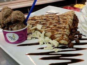 יויו יוגורטלנד בית שאן יוגורט גלידה וקינוחים בריאות אורגני כשר